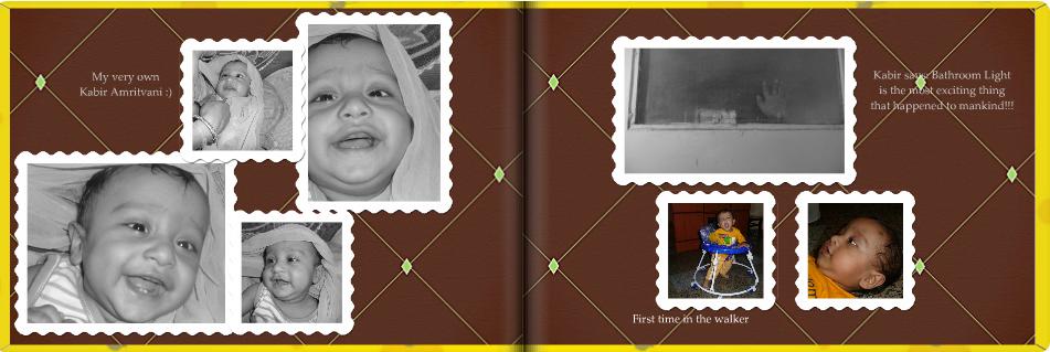 baby memory ideas