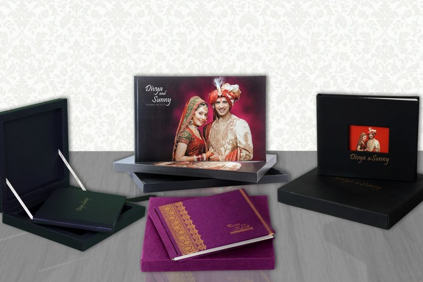 Kodak Collections Wedding Albums now available on Photojaanic