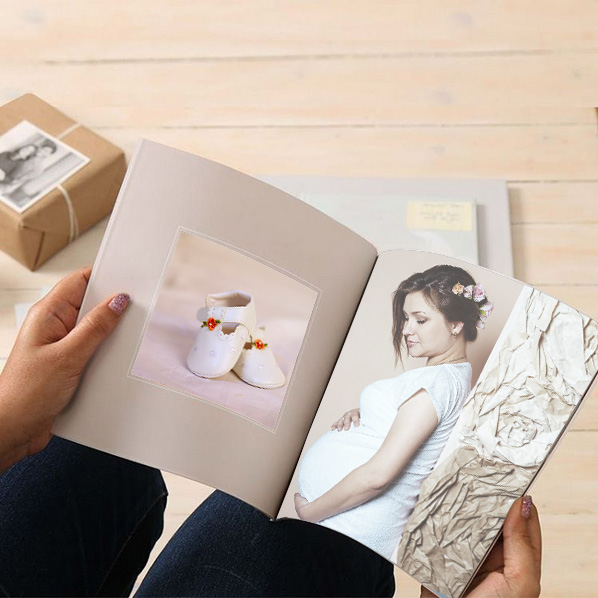 Customizable photobooks
