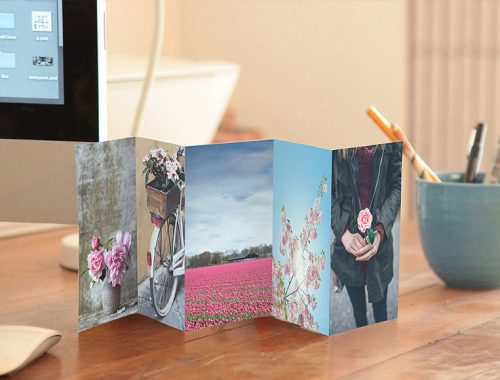 5 CREATIVE WAYS TO USE ACCORDION PHOTO CARDS