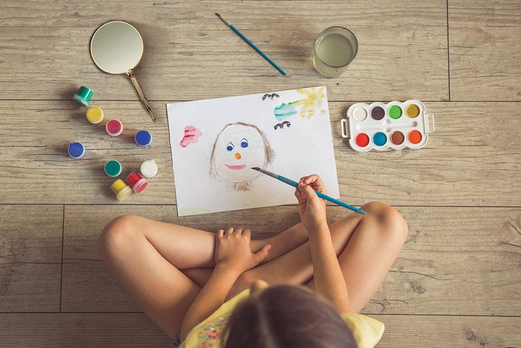 30 Fun Easy Painting Ideas For Kids Photojaanic Blog