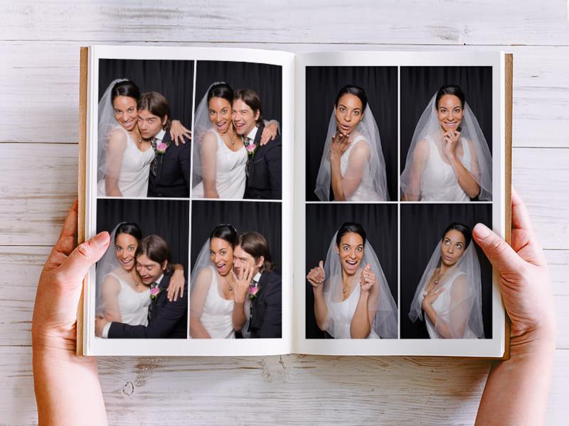 Select your wedding photos