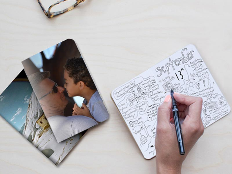 Personalized Notebooks for Fathers
