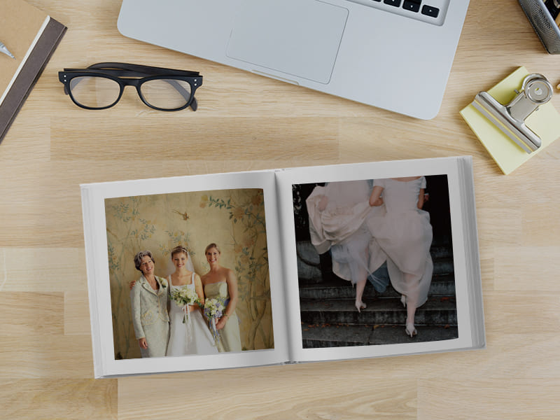 Design your own photo albums