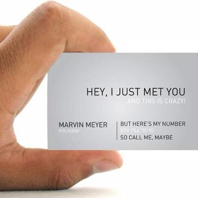 unique business card ideas 14