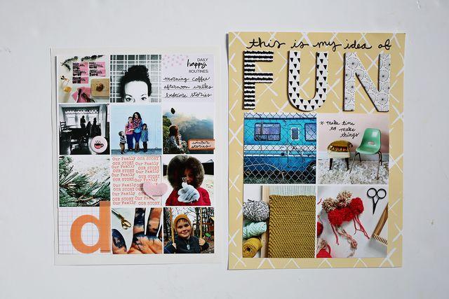 scrapbook ideas - photojaanic 2
