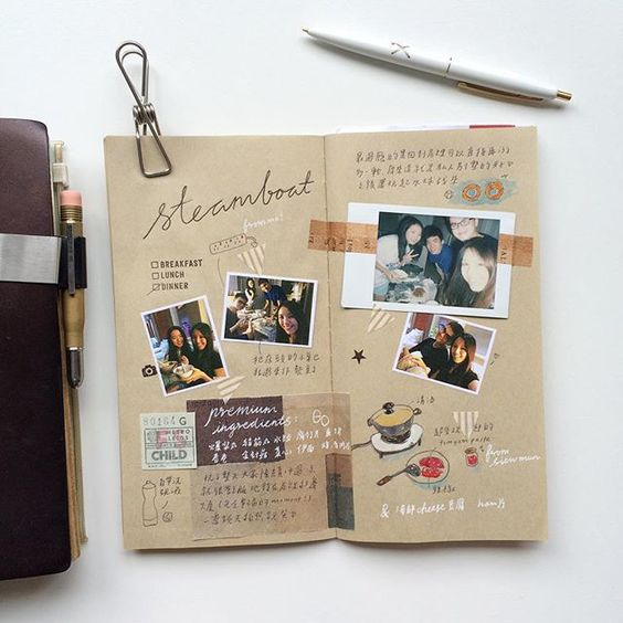 7 Super Easy Scrapbook Ideas You Can Start Now Photojaanic Blog