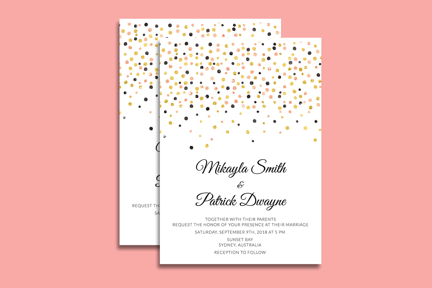 Wedding Invitation Ideas: Which Theme Fits Your Personalities ...