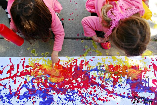 easy art and craft ideas for kids - mess for less