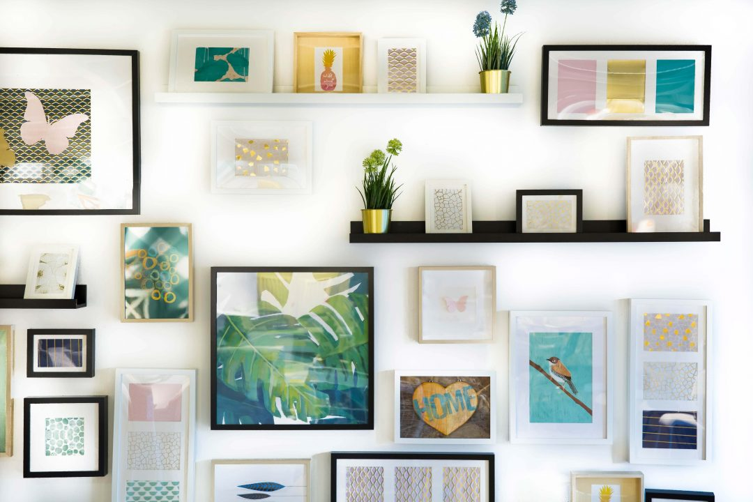 11 DIY Wall Decor Ideas You Can Do in Less Than 1 Hour - Photojaanic ...