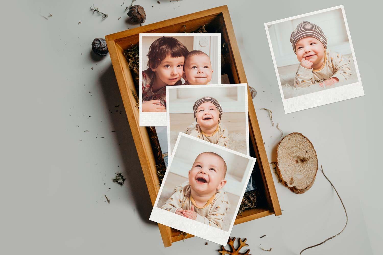 print retro photos