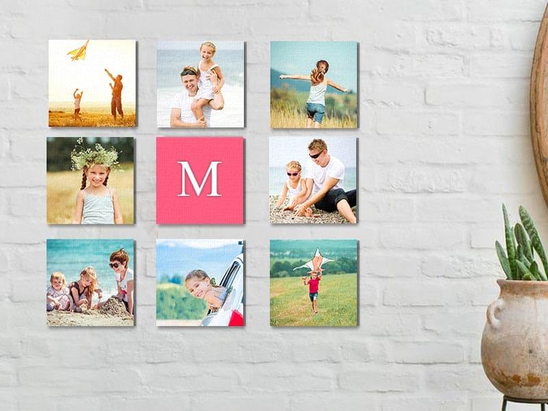 21 Creative Diy Photo Wall Ideas Any Budget Photojaanic