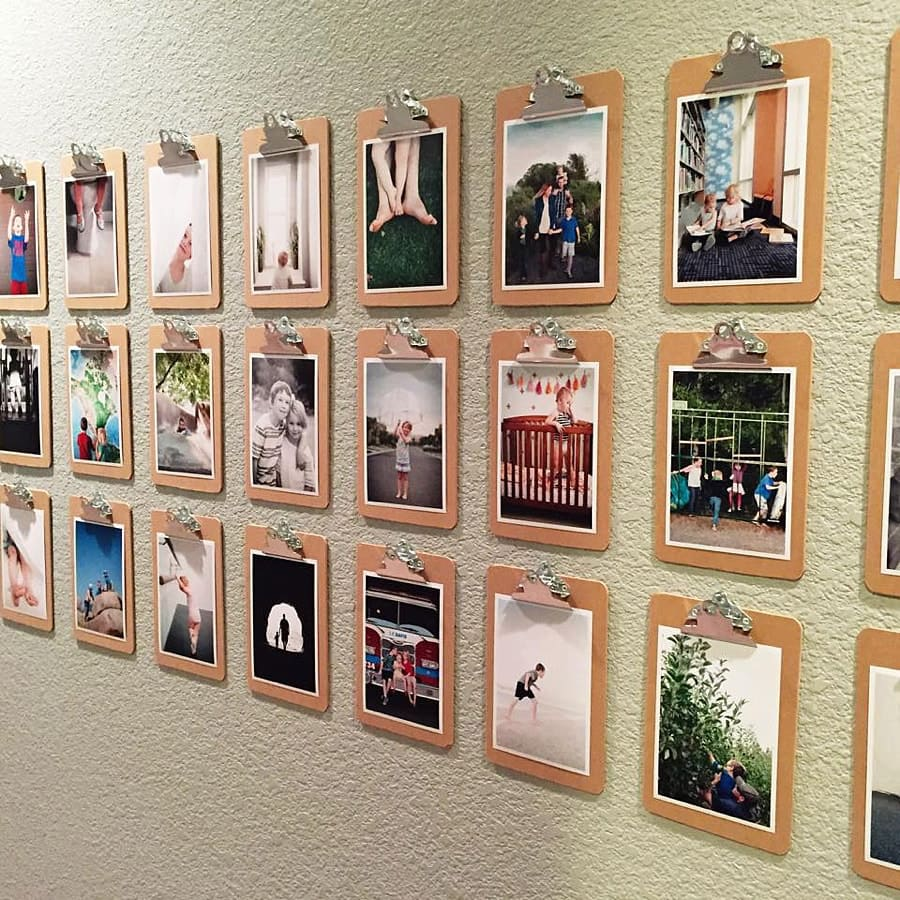 Clipboard Photo Ideas