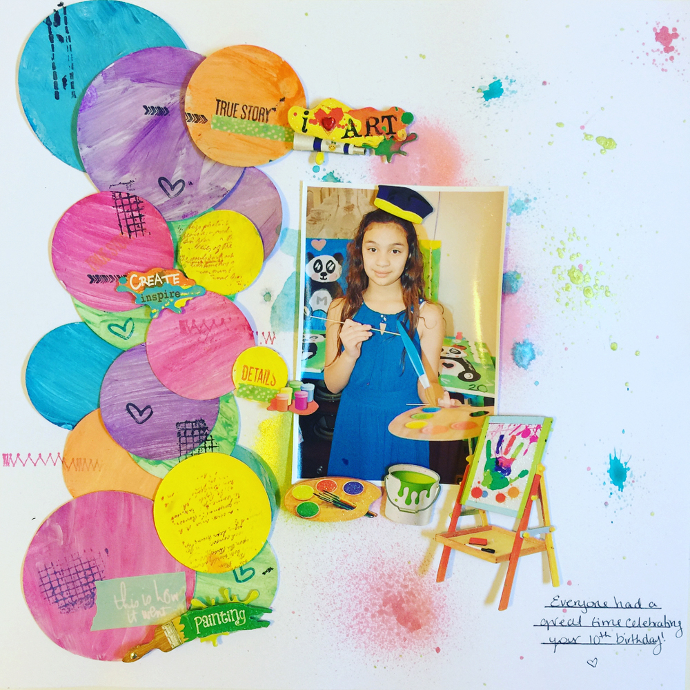 how to make a scrapbook with kids - Photojaanic (1)