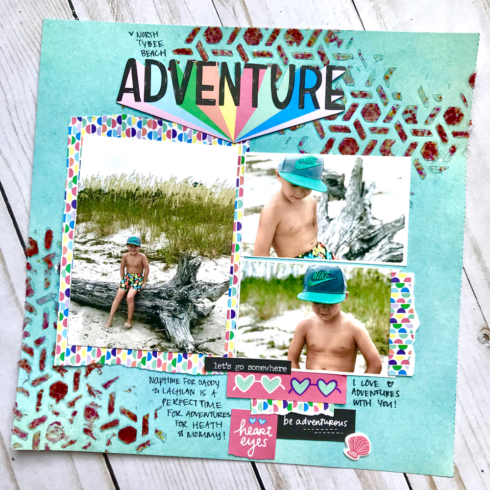 how to make a scrapbook with kids - Photojaanic (6)