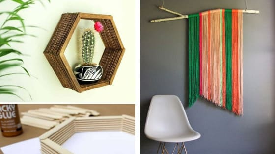 DIY Hanging ideas
