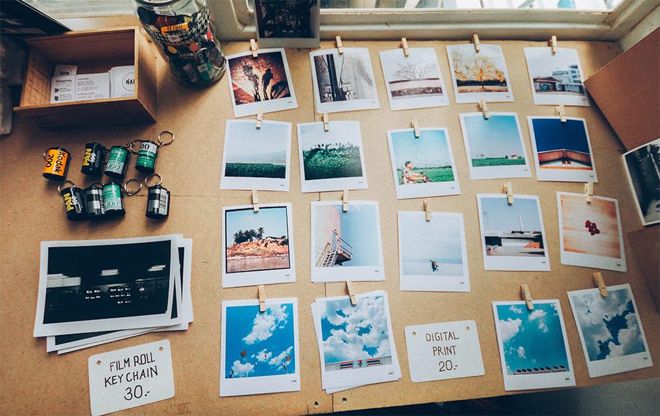 Choose your photos