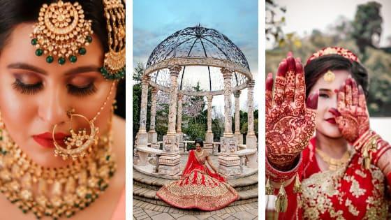 Indian wedding looks