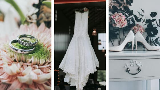 Bride Wedding set