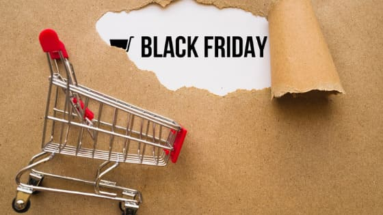 Offers on Black Friday