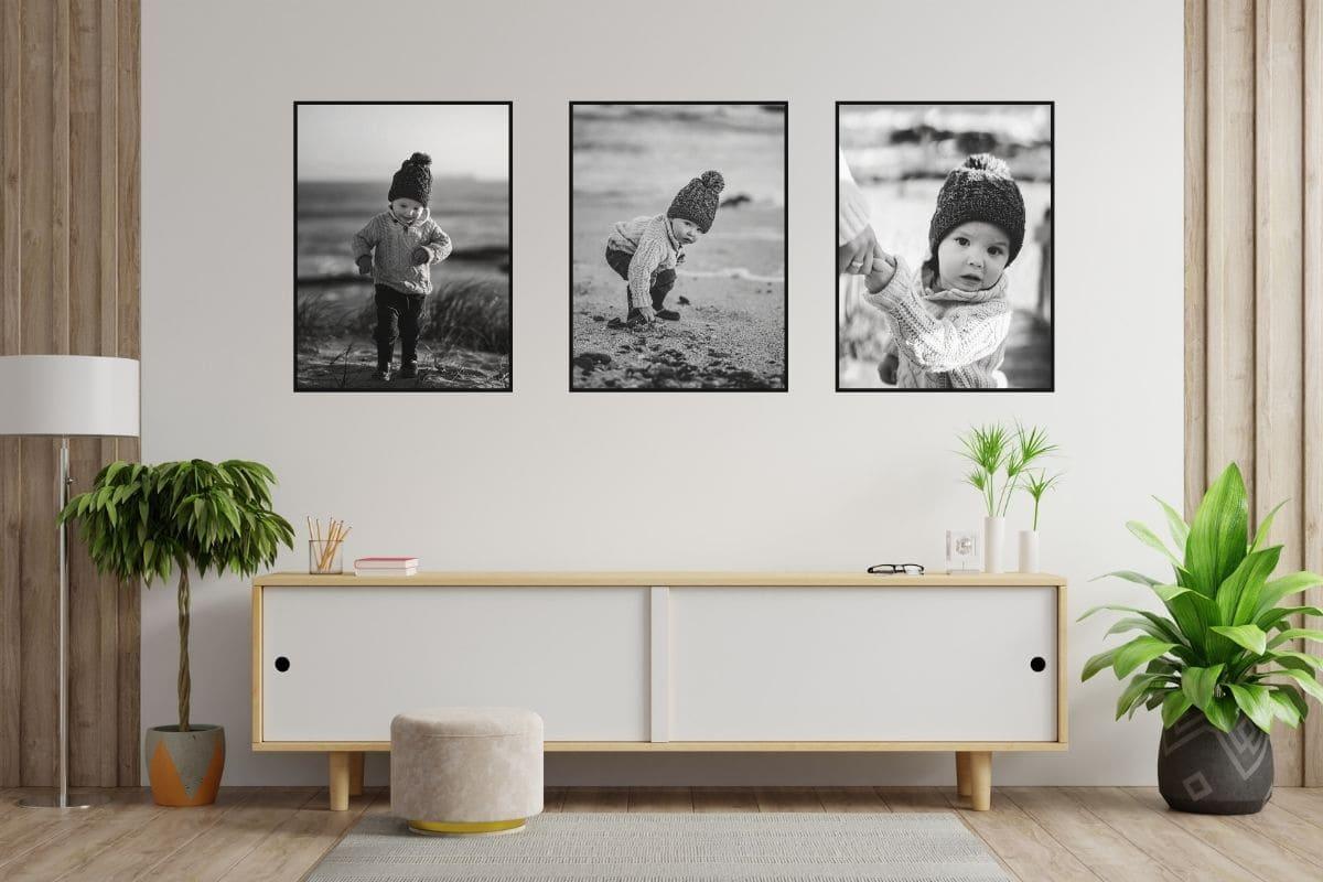 Baby photo memories