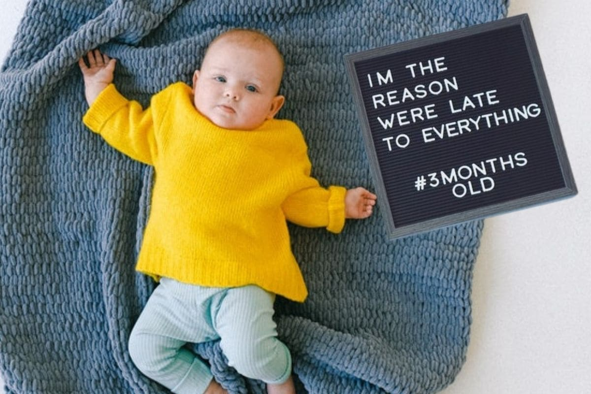 1 year baby photoshoot ideas at home