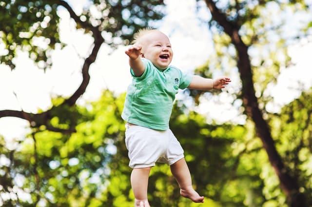 Baby's joy