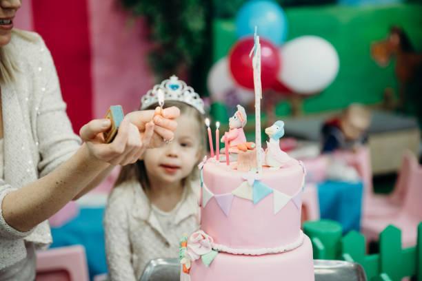 Girl birthday celebrations