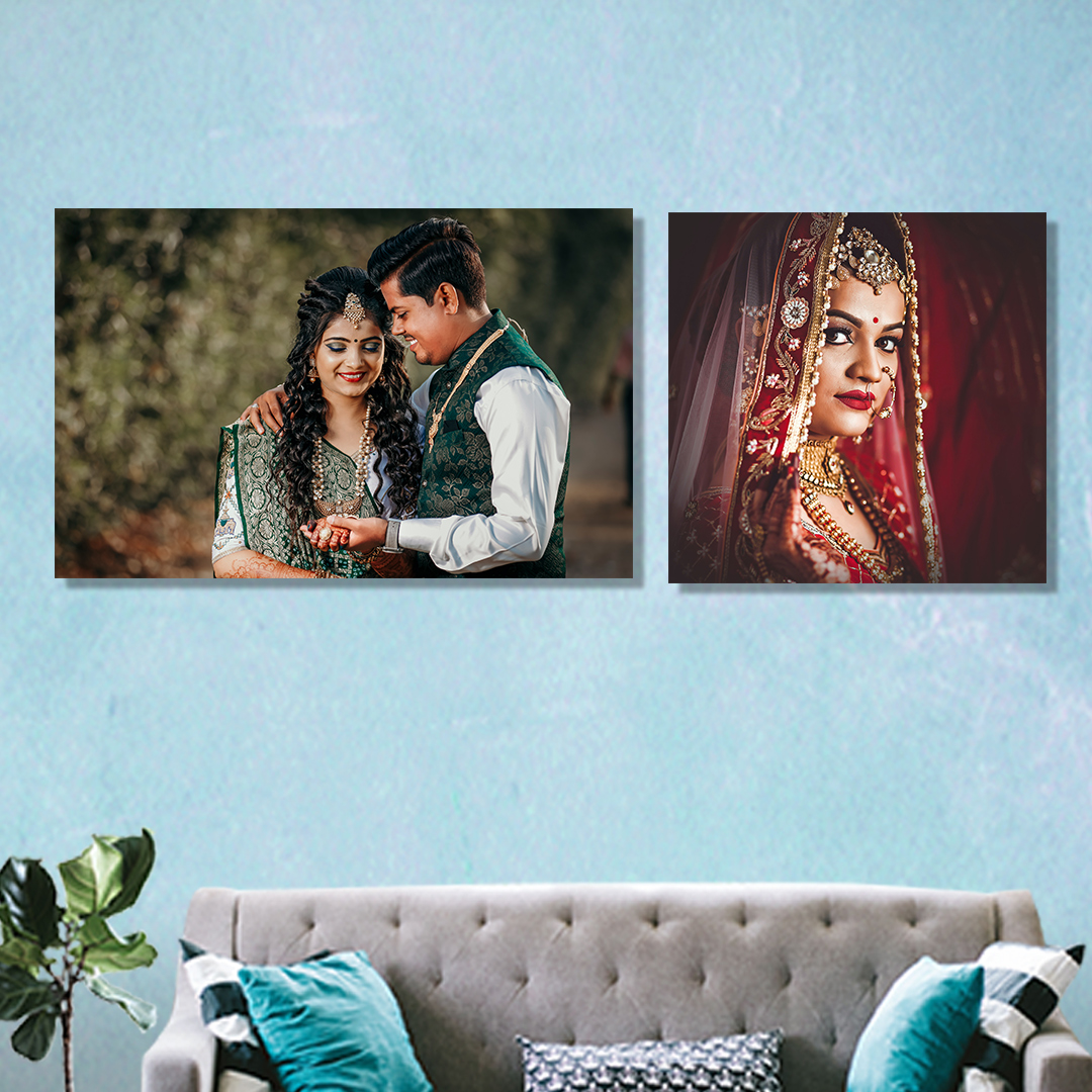 Design wall frame online