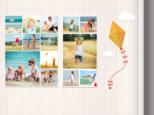 print photo collage posters online photojaanic
