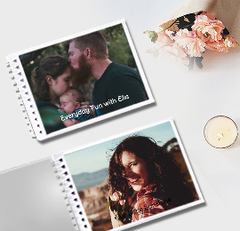 Mini Photobooks