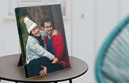 Table photo frame