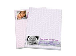 custom stationery set