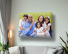 convert photo to canvas painting