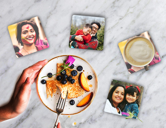 customized coasters india