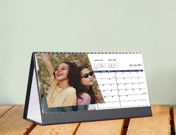 photo gift desk calendars online