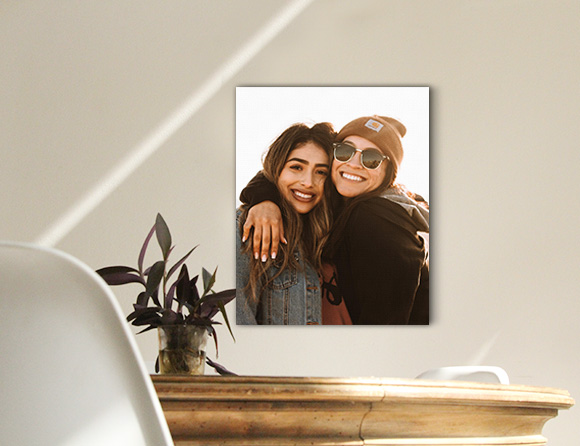 wall mounted photo prints