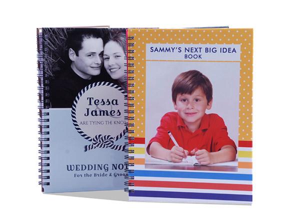 readymade themes for customizing photo notebooks