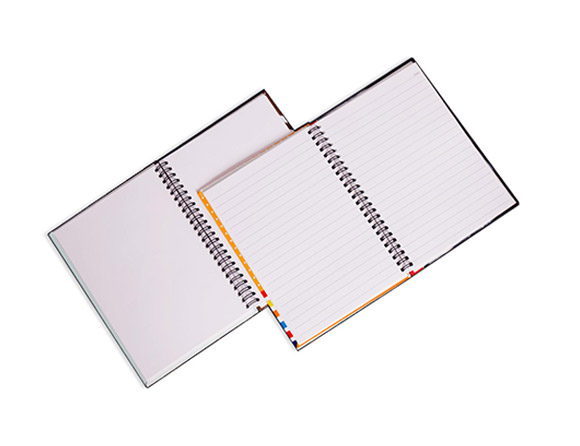 hard photo notebooks