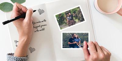 Mini photo prints