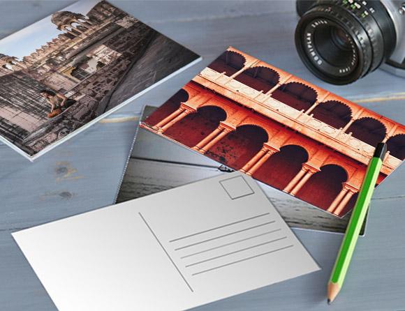 indian postcard images