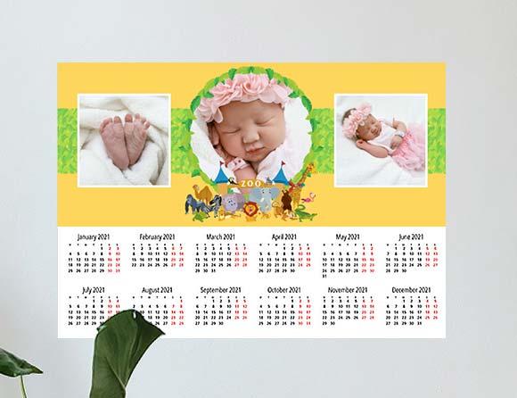 premium quality poster calendars