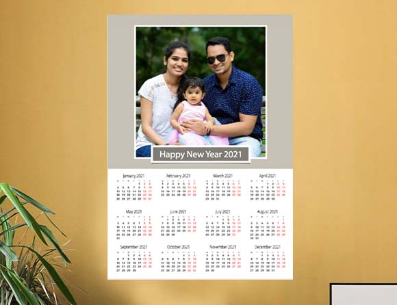 best trusted photo wall calendars