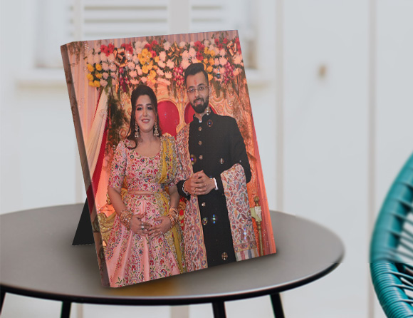 table top photo frames