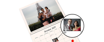 best wall photo calendars in India