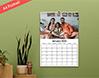personalized photo wall calendars